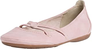 Tamaris 女士 1-1-22110-24 521 浅口芭蕾舞鞋