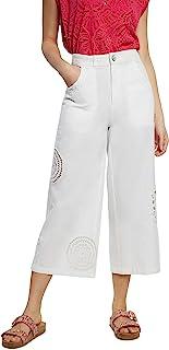 Desigual 女士 Brasilia 休闲裤