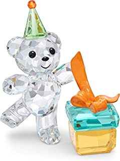 SWAROVSKI Kris Bear Best Wishes 雕像,均码,多色