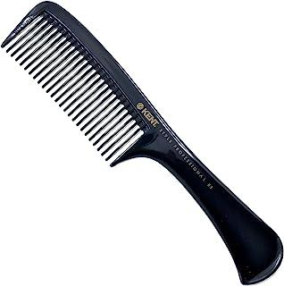 Kent SPC83 沙龙式理发梳和敷料切割顺发梳带宽齿 – 专业理发师宽齿梳,适合中等和厚 – 肯特品质理发用品