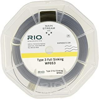 RIO Products 飞线主流 3 型全下沉线 Wf4S3,棕色
