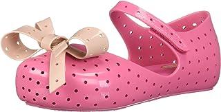 mini melissa 男女童通用 Mini Furadinha Xi 芭蕾平底鞋