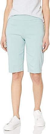 Briggs New York 女士超弹力千年套穿式浅口短裤