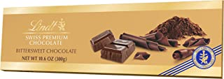Lindt Surfin Bittersweet Gold bar, 10.6 Oz, 10Count