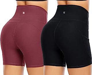 FAFAIR 运动收缩臀塑身衣 压缩打底裤 锻炼高腰瑜伽裤