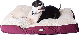 Armarkat 宠物床垫 49 英寸 x 35 英寸 x 8 英寸 M02HJH/MB-超大码,象牙色