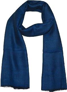 双面羊绒和细羊毛,Paisley 雅加斯利,梅兰,*柔软,轻便,保暖围巾。