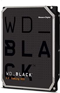 WD 黑色500GB 性能台式硬盘驱动器–7200rpm SATA 6GB/S 64MB 缓存30.48cm–wd5003azex 黑色 1TB
