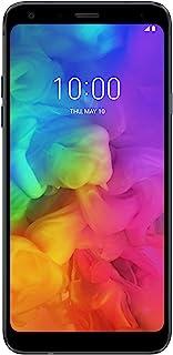 LG Q7 32GB 解锁 4G LTE 智能手机,FHD+ 显示屏,八核处理器,3GB 内存,32GB 内存,黑色 5.5 英寸
