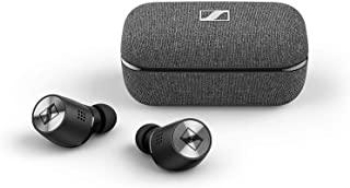 Sennheiser 森海塞尔 MOMENTUM True Wireless 2, 蓝牙入耳式耳机 带有主动降噪功能,黑色