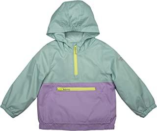 OshKosh B'Gosh 女婴 Popover 可折叠夹克