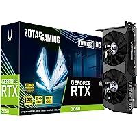 ZOTAC 索泰 GAMING GeForce RTX 3060 Twin Edge OC 12GB GDDR6 192…
