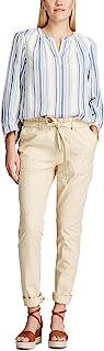 Chaps 女式抛光弹力棉质紧身七分裤
