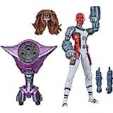 Hasbro 漫威传奇系列 X 战警 6 英寸(约 15.2 厘米)收藏版Omega Sentinel 可动公仔玩具,高…