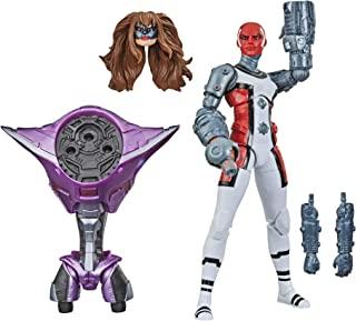 Hasbro 孩之宝 Marvel Legends系列 X战警 6英寸(约15.24厘米)可收藏欧米茄前哨手办,高级设计和5个配件,适用于4岁以上的人群
