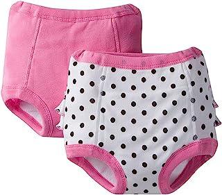 Gerber 嘉宝女婴带衬里训练裤 2 件装 2T-3T
