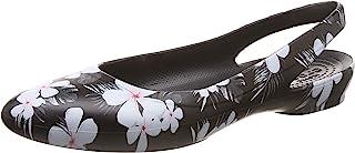 Crocs 卡骆驰 女士 Eve Seasonal 女士露跟芭蕾舞鞋