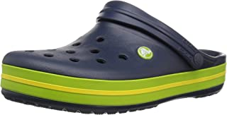 crocs 卡骆驰 Crocband 成人洞洞鞋   舒适休闲滑水鞋