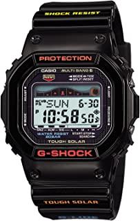Casio 卡西欧 G-Shock G-Lide 太阳能电波手表 GWX-5600-1JF 黑色