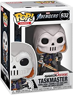 Funko Marvel:Scotch-POP 1 收藏玩具, Not appropriate for children under the age of 3 Marvel: Scotch-POP 8 Collectible Toy 多种颜色