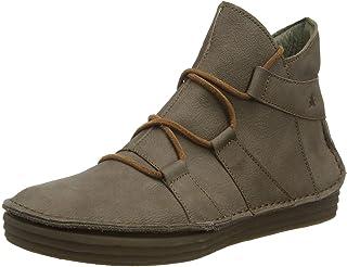 El Naturalista 女士 N5049 Pleasant Plume/Rice Field 短靴