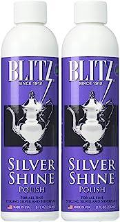 Blitz - 20633 银光亮抛光剂(2 只装)