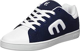 Etnies 男童 Calli-Cut 滑板鞋