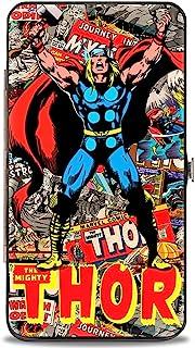 Buckle-Down 铰链钱包 - Thor