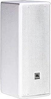 JBL Professional AC25-WH 超紧凑双向扬声器,带双 5.25 英寸驱动器白色