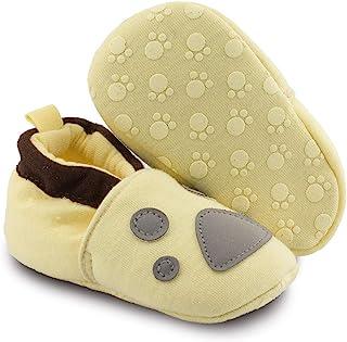 婴儿拖鞋 卡通 冬季袜子 防滑鞋底 婴儿 孩子 拖鞋 软帮鞋 学步鞋 新生儿 婴儿鞋