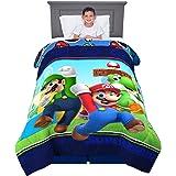 Nintendo *马里奥部落趣味单人床被子