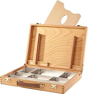 Mabef Beechwood 素描盒,25.40cm x 35.56cm (MBM-101)