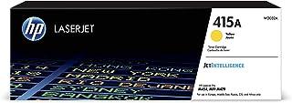 HP 惠普 W2032A 415A 原装激光打印机墨盒 黄色 单件装
