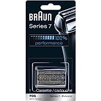 BRAUN 博朗 7系列 Combi 70S盒式刀头配件替换装(先前的9000 Pulsonic)