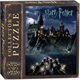 USAopoly 哈利·波特拼图游戏,550片  电影《哈利·波特与魔法石》中的艺术,哈利·波特官方商品  收藏型拼图