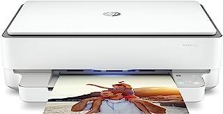 HP 惠普 ENVY 6020 多功能打印机 ( 即时墨水 , 打印机, 扫描仪 , 复印机 , WLAN , Airprint ) 包括 3 个月即时墨水