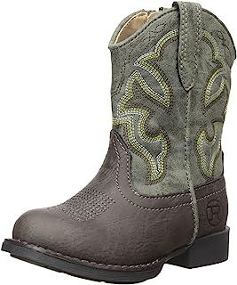 Roper Cody Western 儿童靴