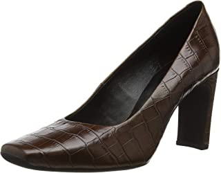 Geox 女士 D Vivyanne 露趾高跟鞋