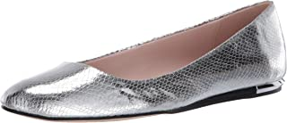 Calvin Klein 女士芭蕾平底鞋