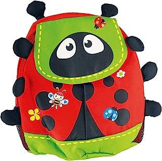 Bieco 儿童背包,转子/Schwarz / Grün(红色)- 04001584