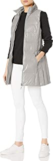 Coatology Women's Classic Long Down Vest
