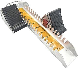Supvision 起动块 Sprinter 踏板 6 角可调 Sprinter 轨道和场地闪电铝 适用于塑料跑道 Cinder 轨道