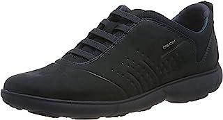 Geox 健乐士女式 D Nebula D 低帮运动鞋
