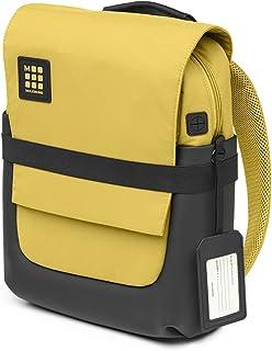 Moleskine ID系列 小号双肩包 琥珀黄色