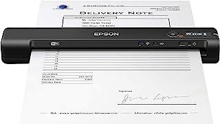 EPSON 爱普生 WorkForce ES-60W扫描仪