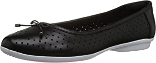 Clarks Gracelin Lea 女士芭蕾舞平底鞋