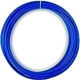 iSpring T14B 反渗透 RO 滤水器 DI 水族箱 0.64 厘米聚乙烯管,50 英尺,蓝色