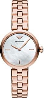 [安普里奥·阿玛尼]EMPORIO ARMANI 手表 AR11196 女式 【正规进口商品】