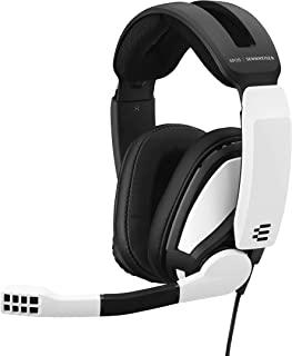 Sennheiser森海塞尔 游戏耳机 封闭式 / 声学降噪技术 GSP 300【日本国内正品】 白色