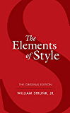 The Elements of Style: The Original Edition (Dover Language…